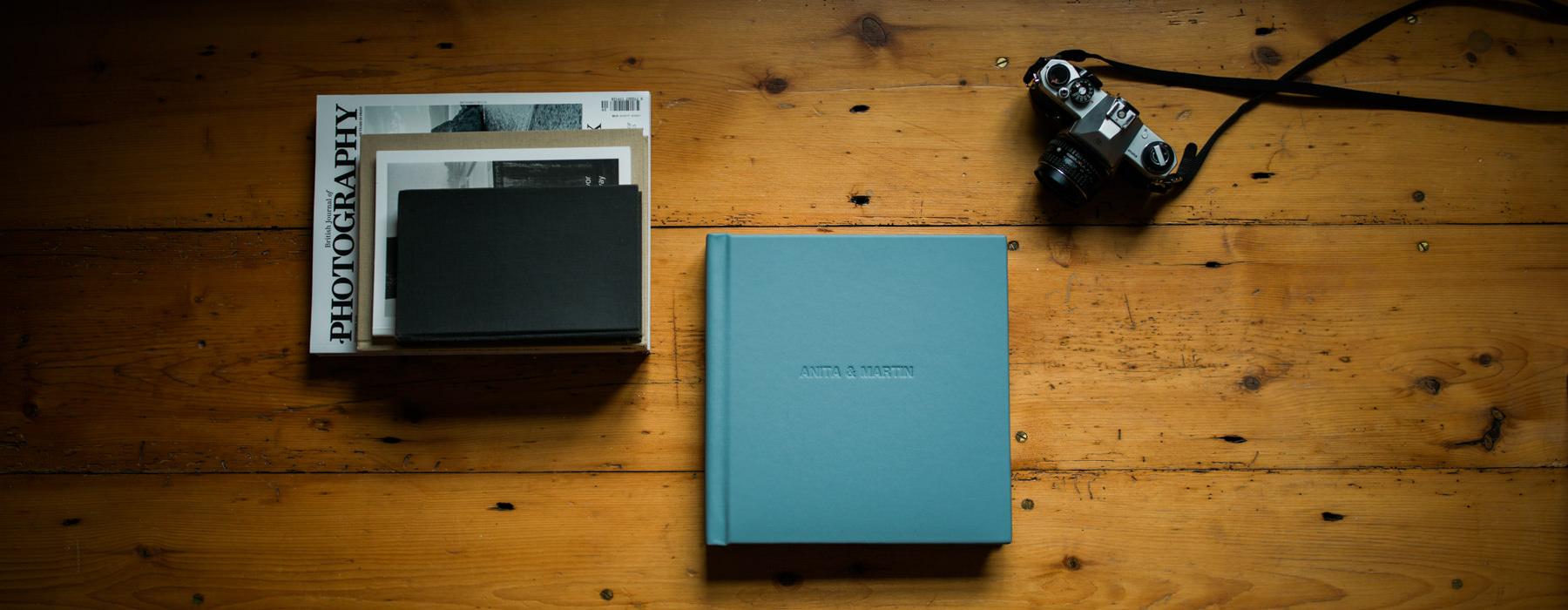 Cahill Photography Wedding Album