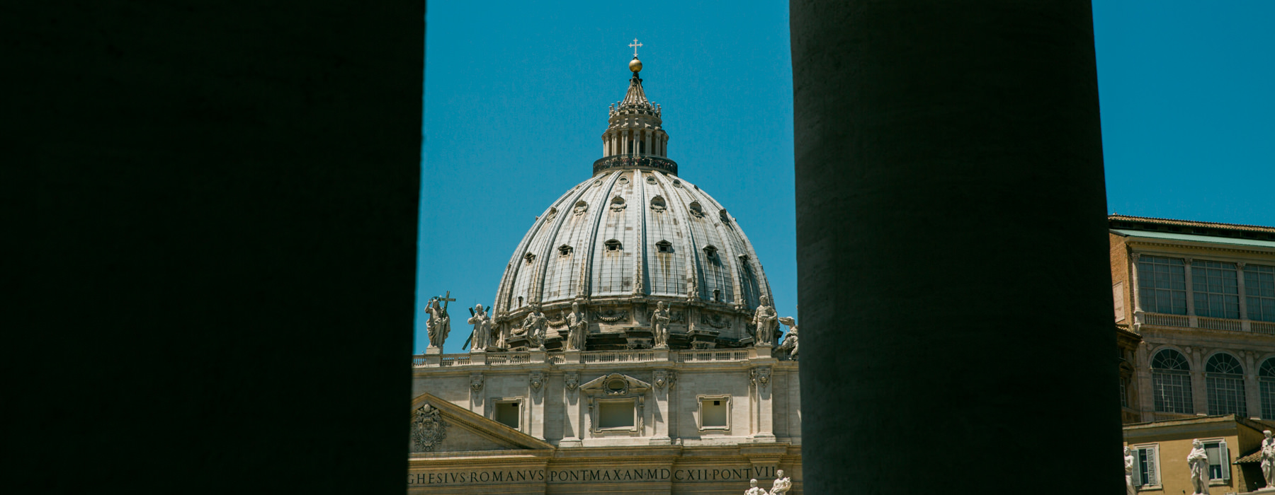 St Peter's Basilica by Cahill Photography