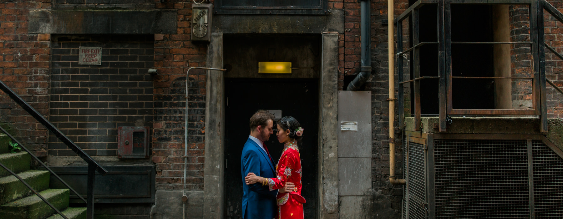 Manchester Wedding Photographer, Manchester Town Hall, China Town Wedding - Cahill Photography